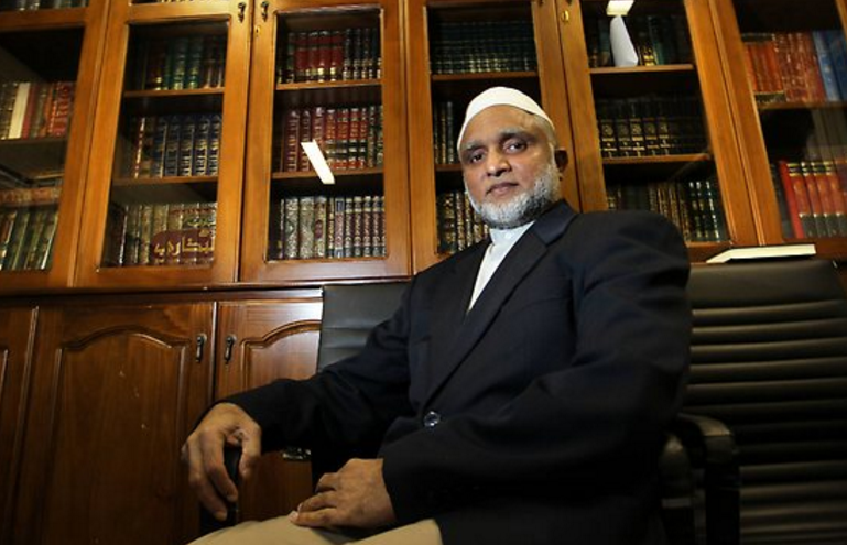 Article image for Sack The Defence Force Imam