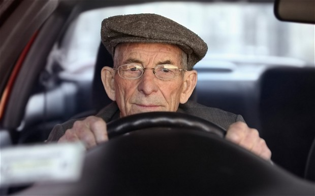 Testing for Elderly Drivers