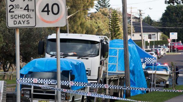Dead Body Found In Maroubra Car