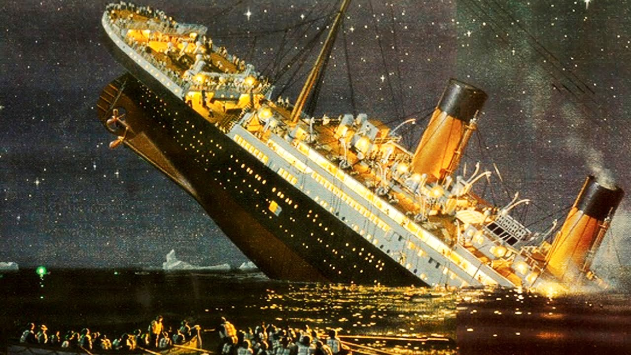 Are you ready to visit Titanic!