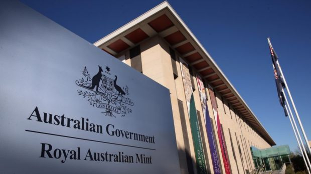 The Royal Australian Mint officially opened 54 years ago