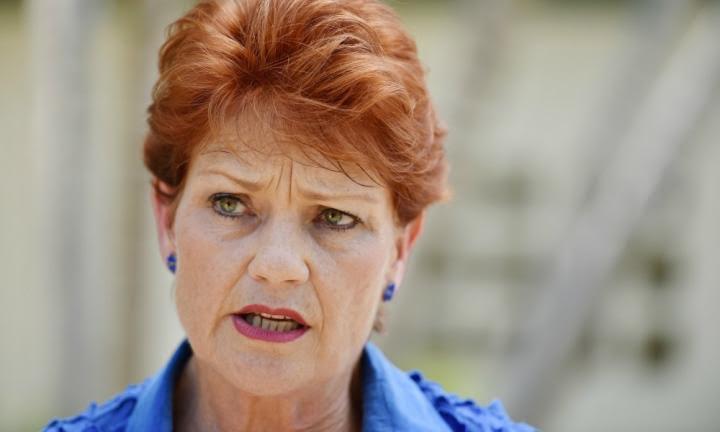 Pauline Hanson Slams Manus Island Settlement