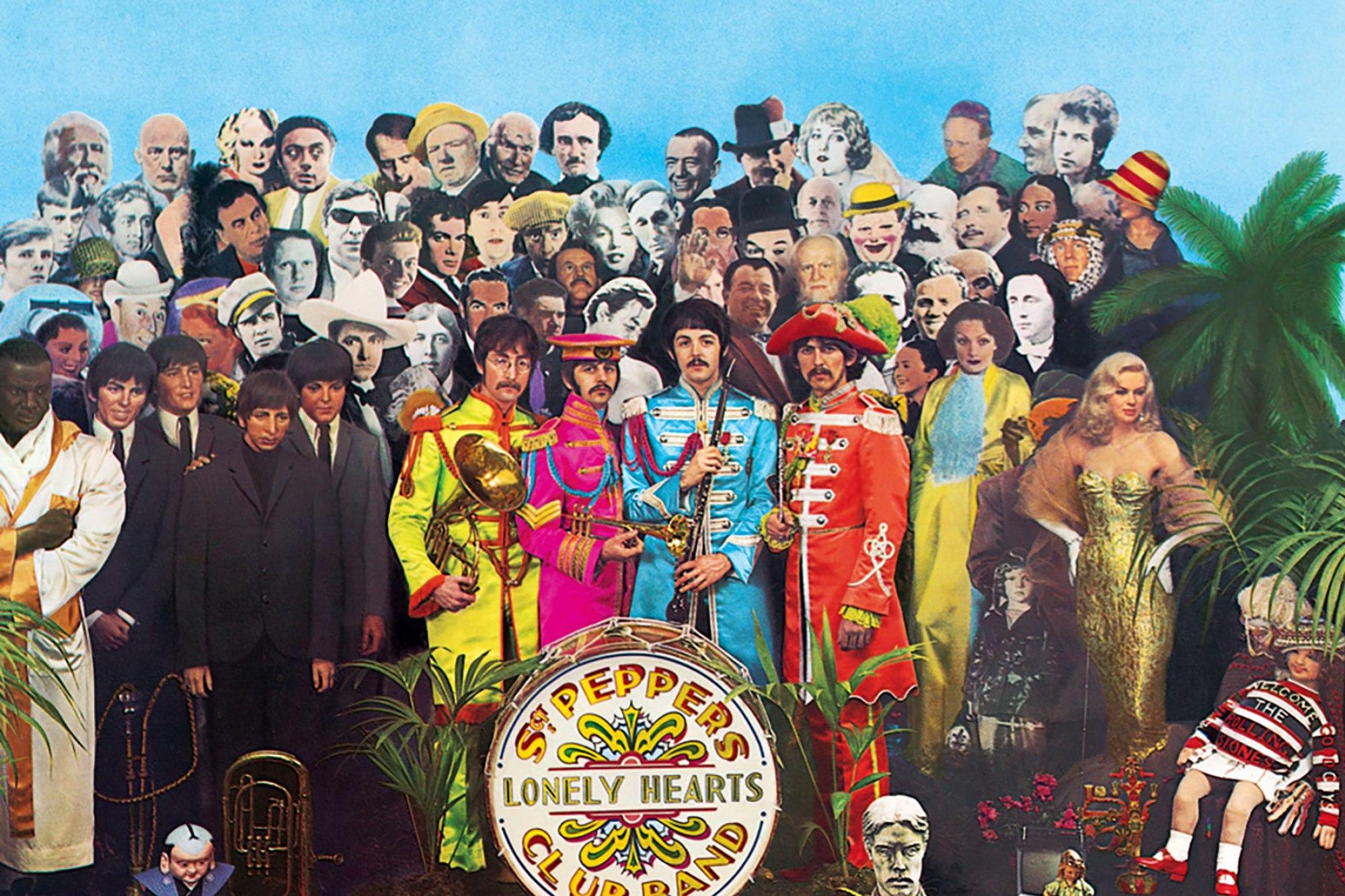 Sgt. Pepper's 50 years