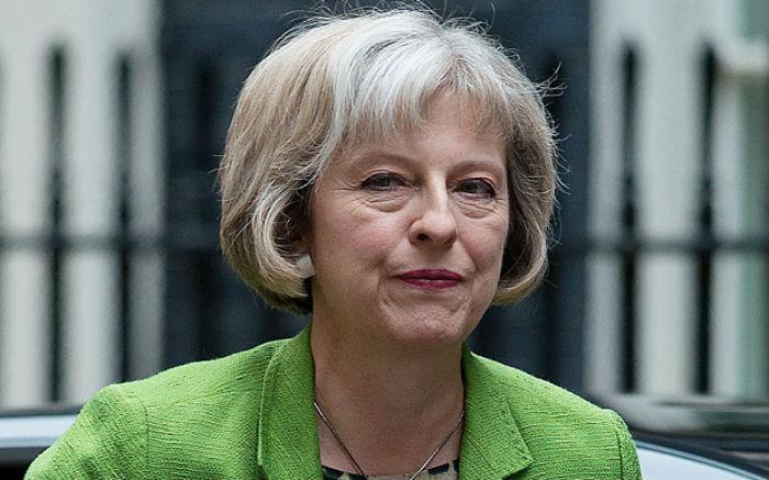 Theresa May clinging onto being PM