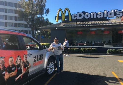 Saturday Fan Day: McDonald's Bass Hill