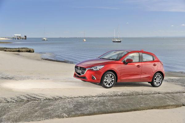 Mazda 2 - 2017 - 2