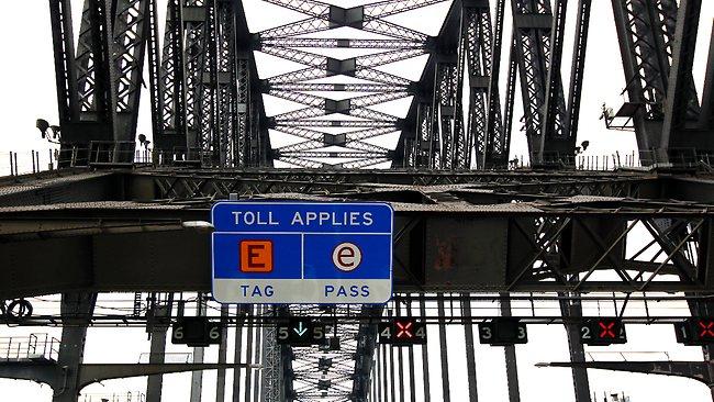 New Tolls for the Harbour Bridge