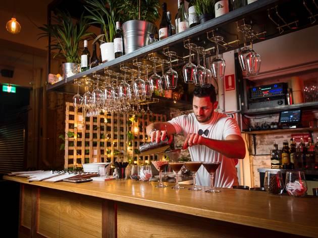 Sydney's Tuxedo Bar
