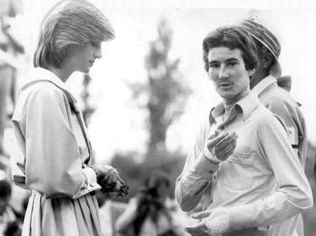 When Phil met Princess Diana