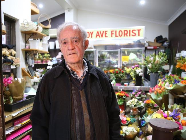 Florist Attacked At Central Station