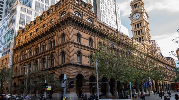 Historic GPO Building Sold Off