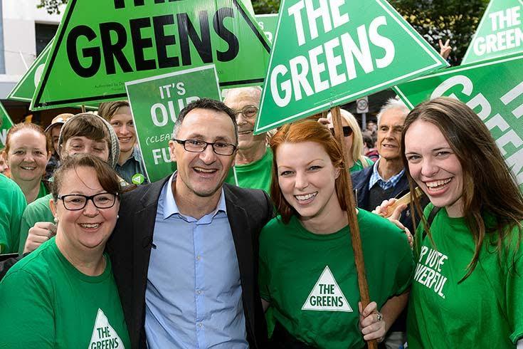 Greens Gender Ban