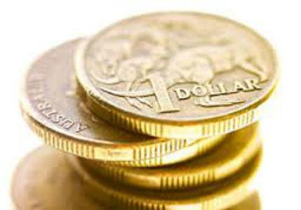 Dollar goes through 80 U.S cents