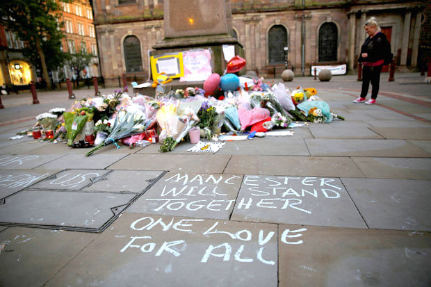 Muslim community move forward from Manchester