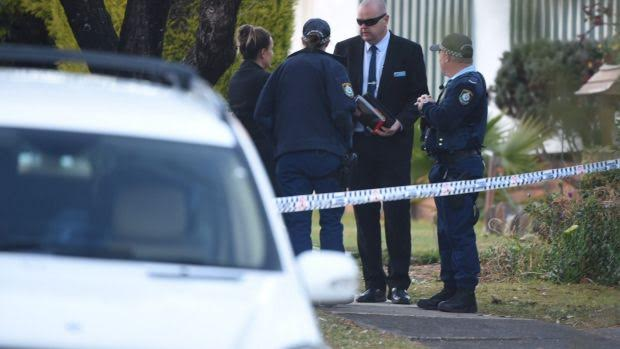 3 Year Old Shot Dead