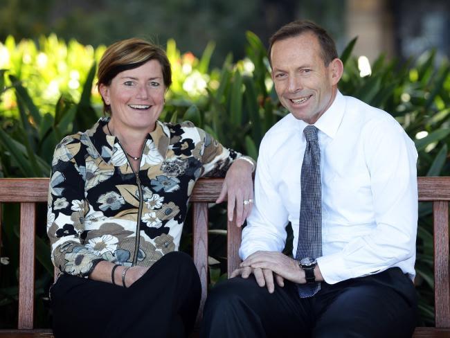 Christine Forster vs Tony Abbott