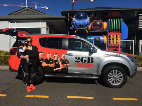 Friday Fan Day- McDonald's Kirrawee