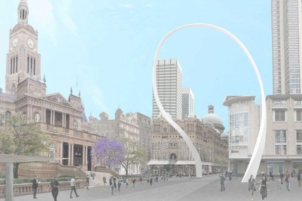 Article image for 'Lord Mayor does have a bit of egg on her face': $22-million Cloud Arch faces the chop