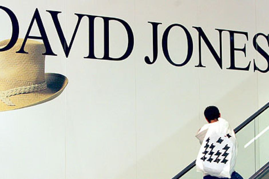 David Jones Food
