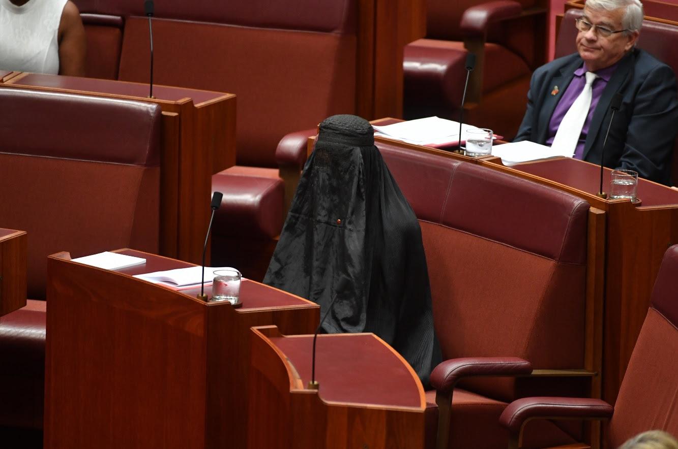 Public Supports Burqa Ban