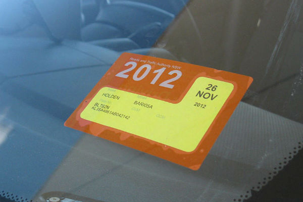 Spike In Unregistered Car Fines