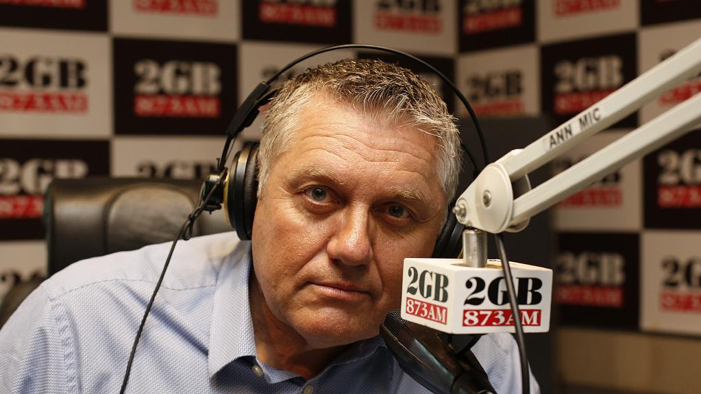 "Ray Hadley: ""What a pompous wanker Imre Alphabet is"""