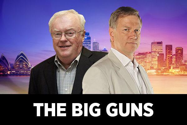 Bolt Vs Richo: The Big Guns