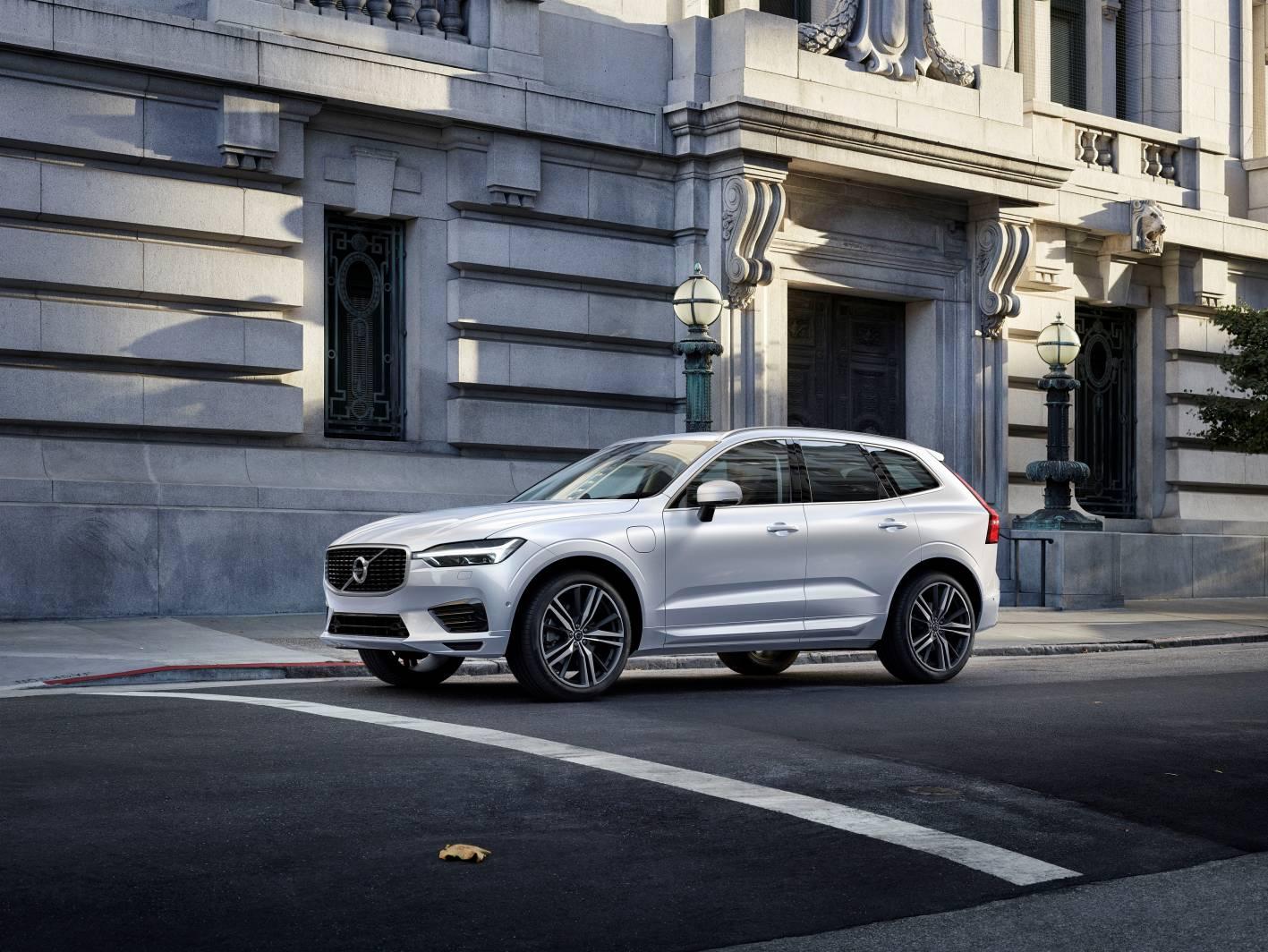 Volvo's new XC60 SUV - 2