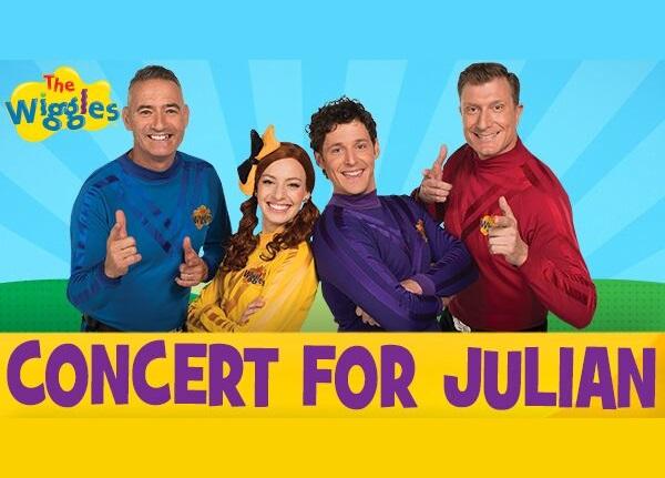 Wiggles Concert For Julian