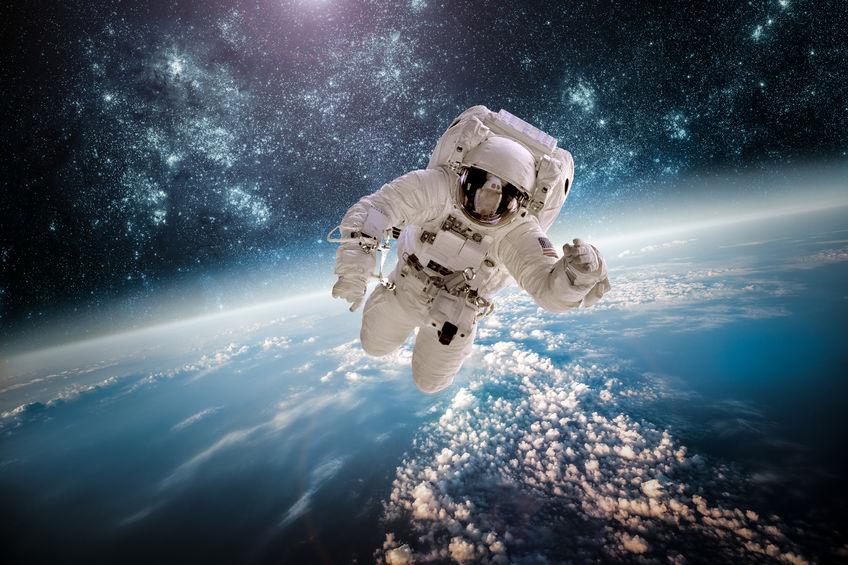 Andy Thomas: Australia's first 'NASA' astronaut