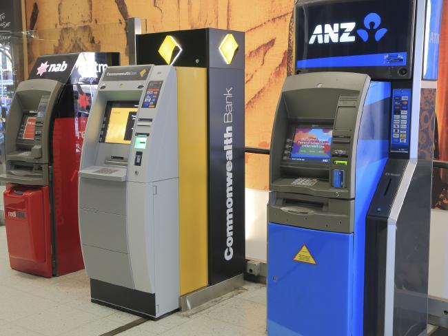 Four major banks slash ATM withdrawal fees