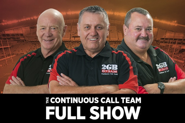 Continuous Call Team: Full Show 23rd September