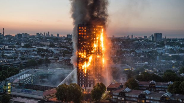 Flammable Cladding Debate
