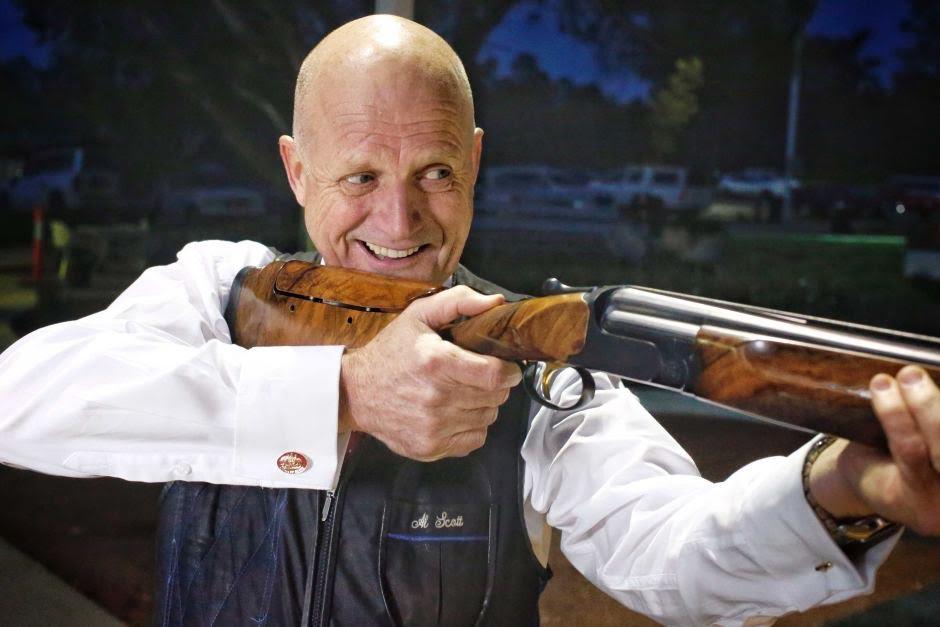 David Leyonhjelm Takes Aim At AGL