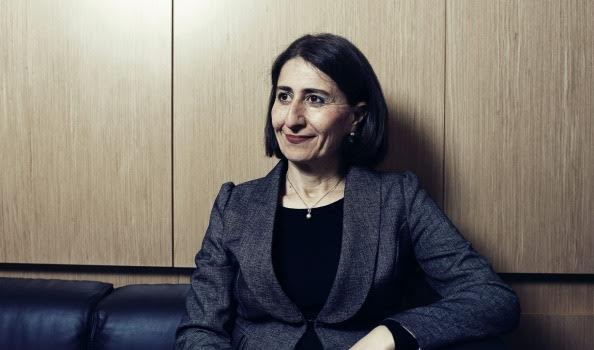 Gladys Berejiklian On Energy Rebates