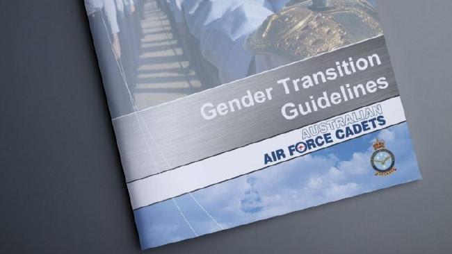 ADF's Genderless Cadet