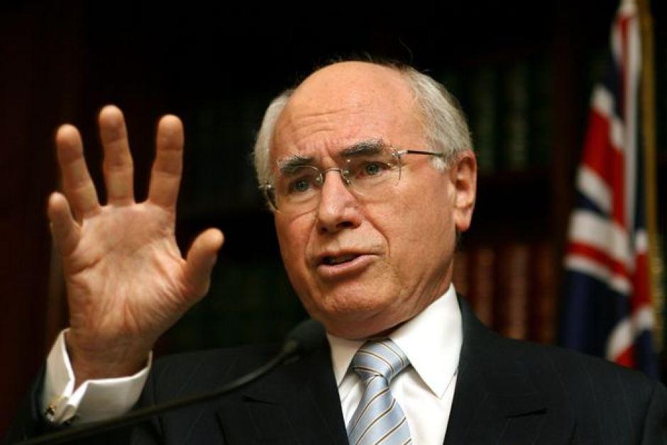 John Howard Slams Government