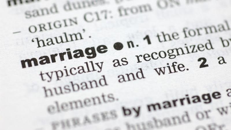Uni Bans The Word 'Marriage'