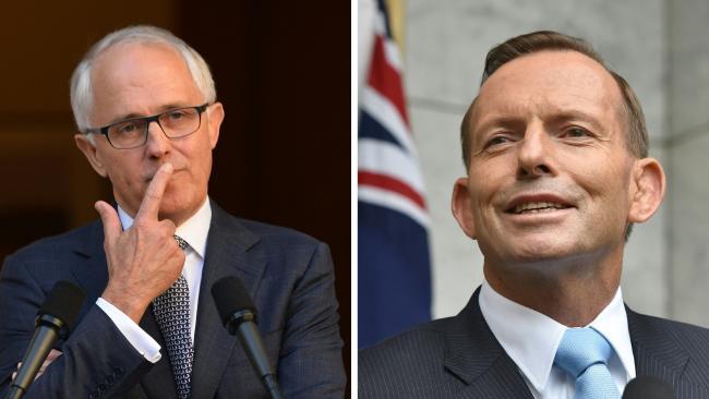 Turnbull vs Abbott
