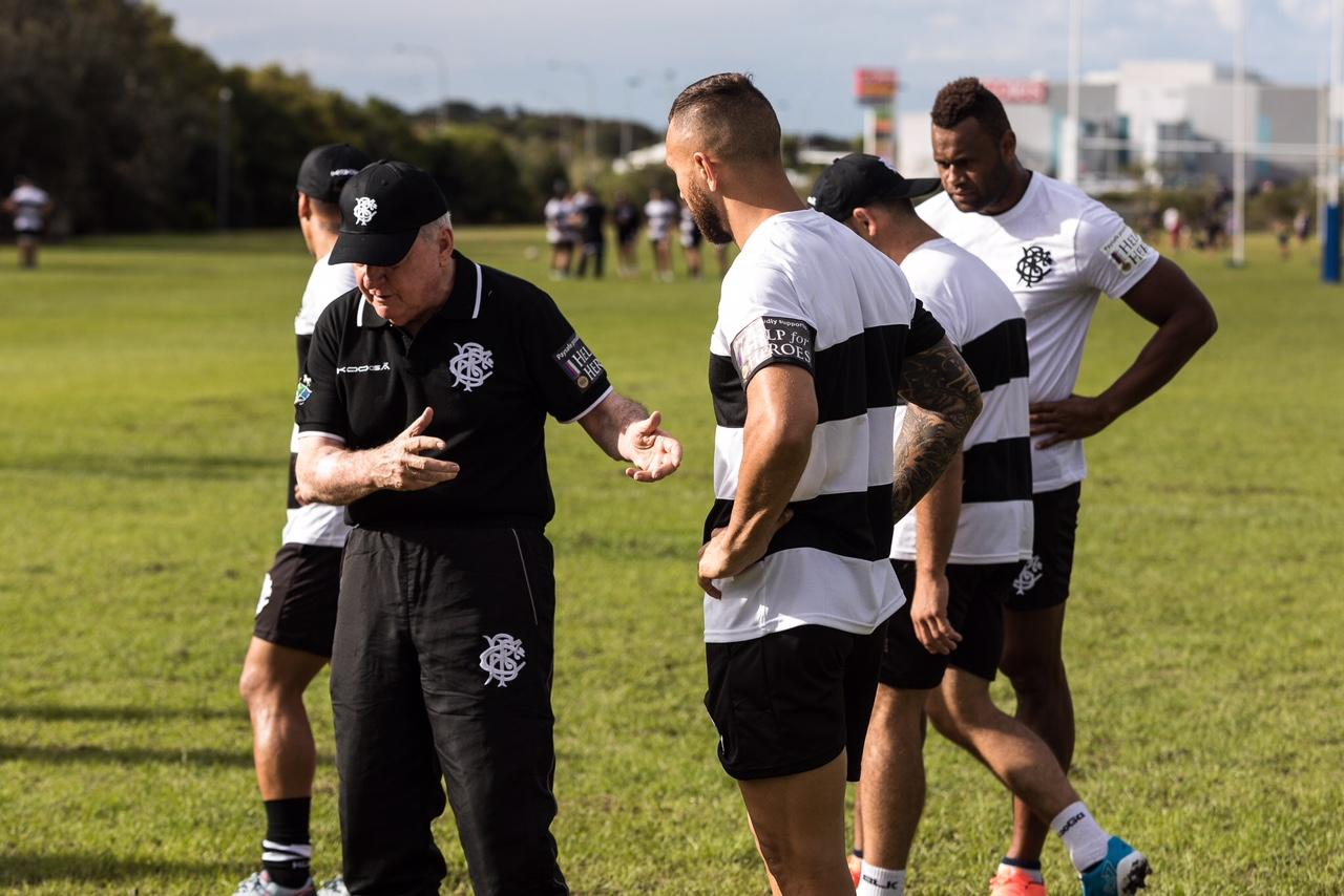 Article image for Alan Jones Coaching Again