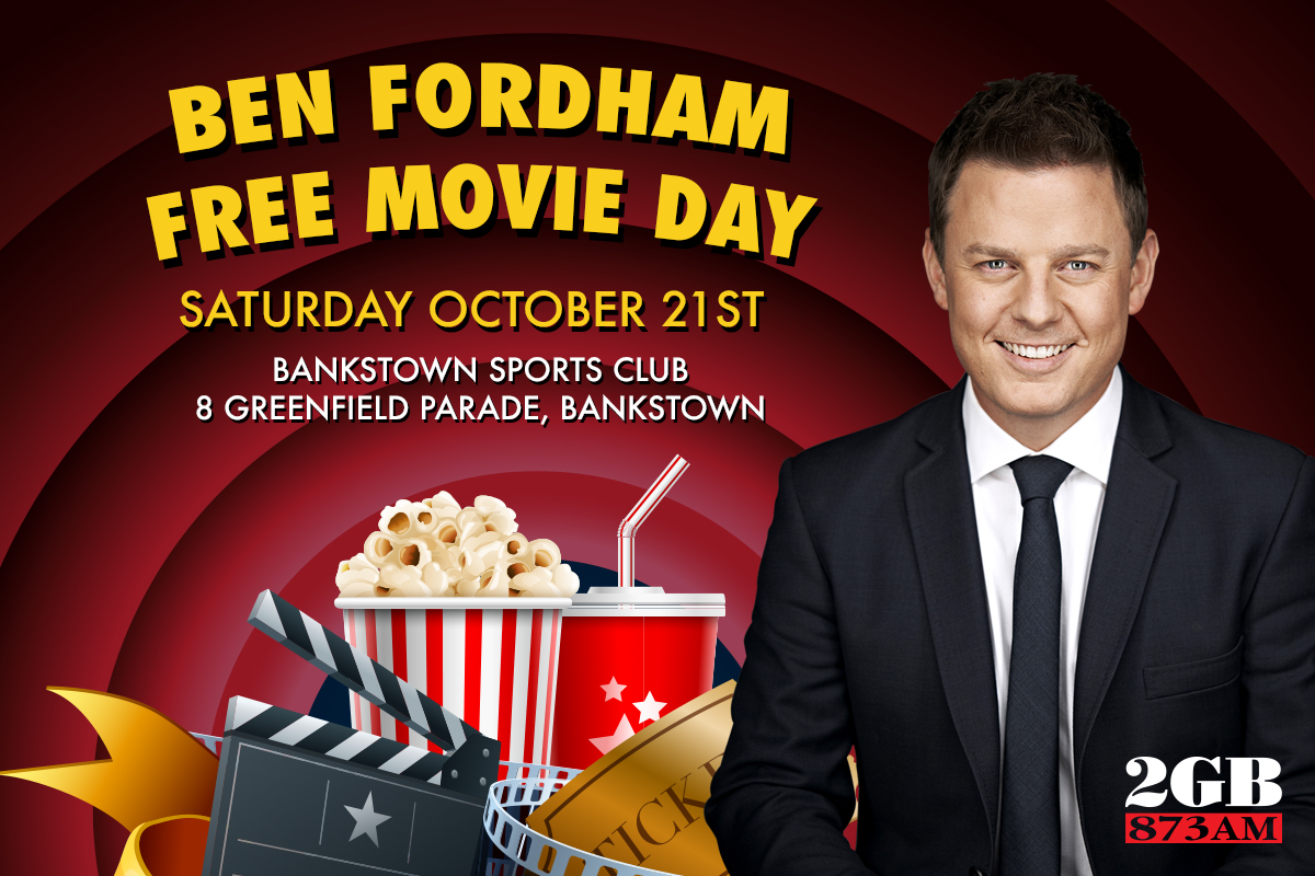 Article image for Free Movie Day At Bankstown Sports