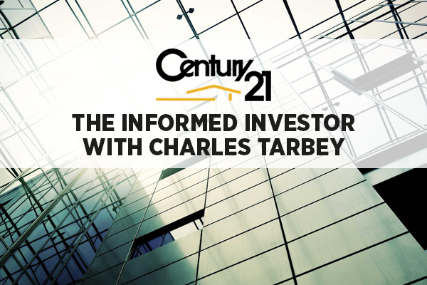 Informed Investor with Charles Tarbey