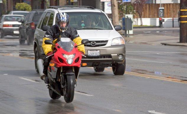 Shocking statistics around motorcyclist deaths