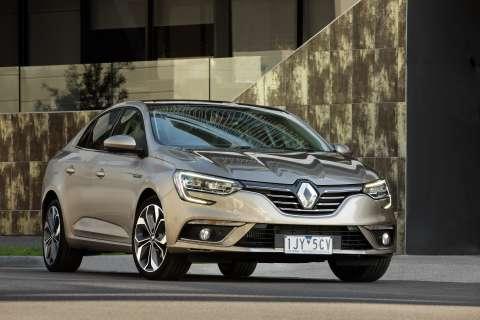 Renault Megane Intense sedan - 2