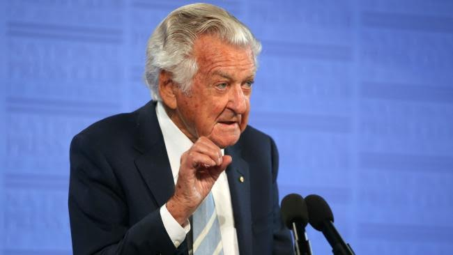 Bob Hawke Slams Turnbull