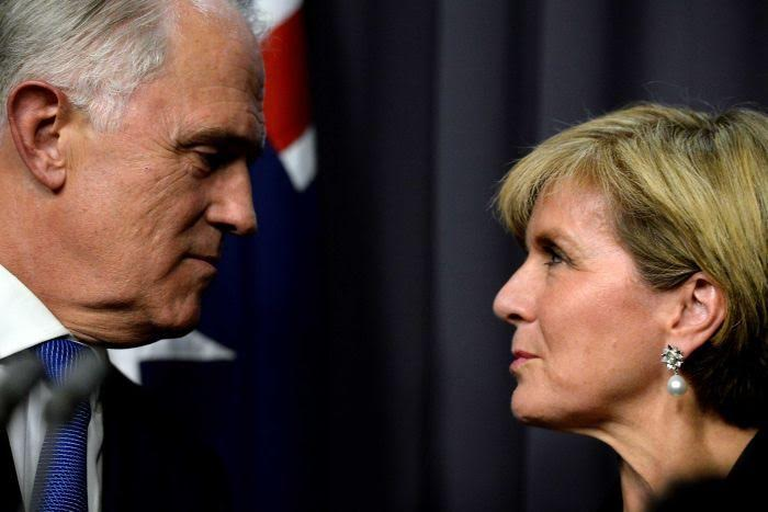Should Julie Bishop Be PM?