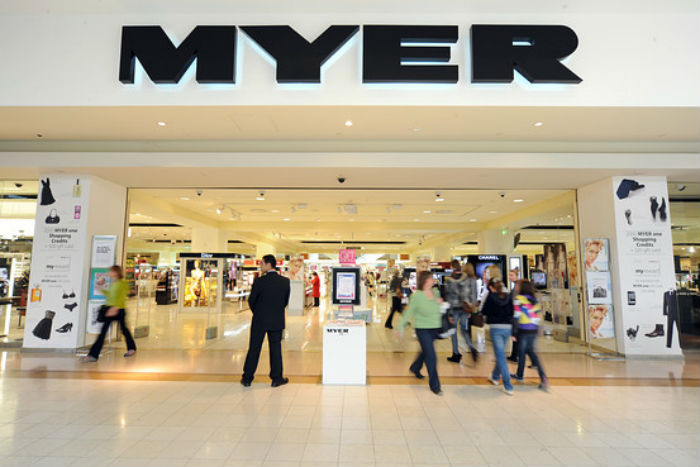 Myer in play
