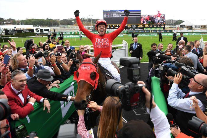 Winning the Richest Race on Turf