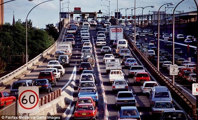 Sydney's Worst Commutes