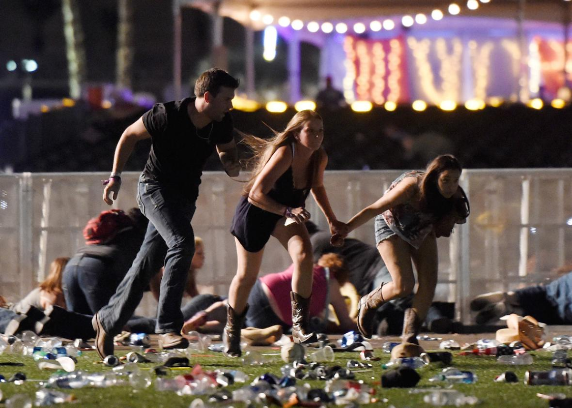 Vegas Shooting Nightmare